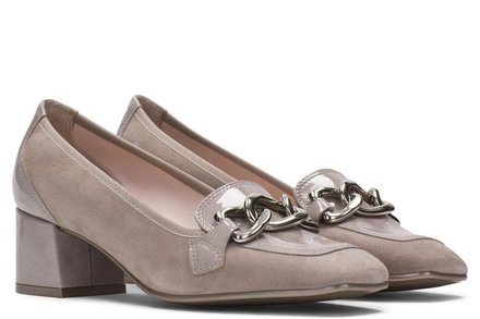 b1906a91cd6 Home   Dámské boty   Béžové semišové lodičky Hispanitas Dalia Ante Nougat.  Zpět na výběr produktů