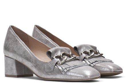 ... Stříbrné kožené lodičky Hispanitas Dalia Magic Acero. Zpět na výběr  produktů 32c343a6bf